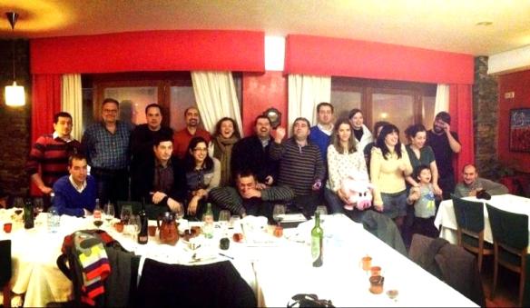 Foto Grupo.Restaurante Cabanas