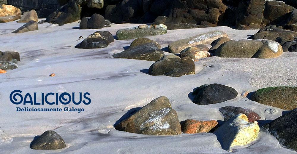 Playa do Santo. Marin